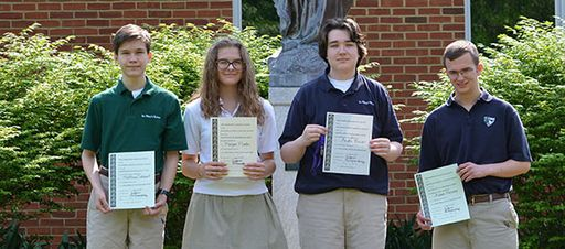 Students Attain National Recognition for Excellence on World Language Exams