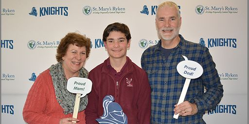 Welcome to the St. Mary's Ryken Class of 2022!