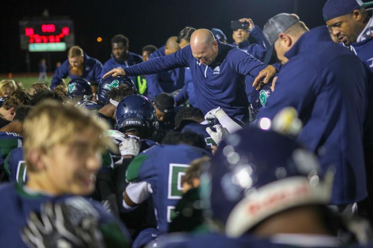 St. Mary's Ryken football seeking WCAC Metro Division championship