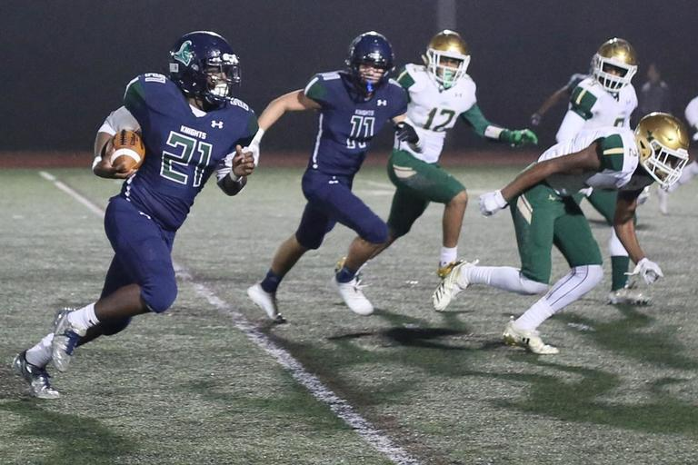 Year in Review No. 1: St. Mary's Ryken football wins WCAC Metro Division title