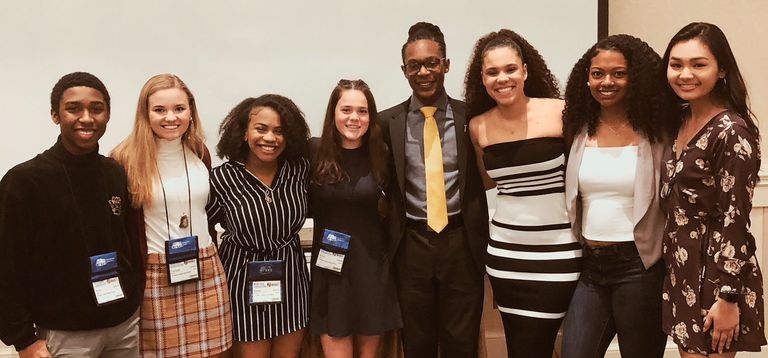SMR Sophomore Jesse Harris Named 1st Vice President of MASC