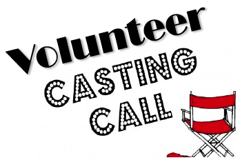 Volunteer Casting Call